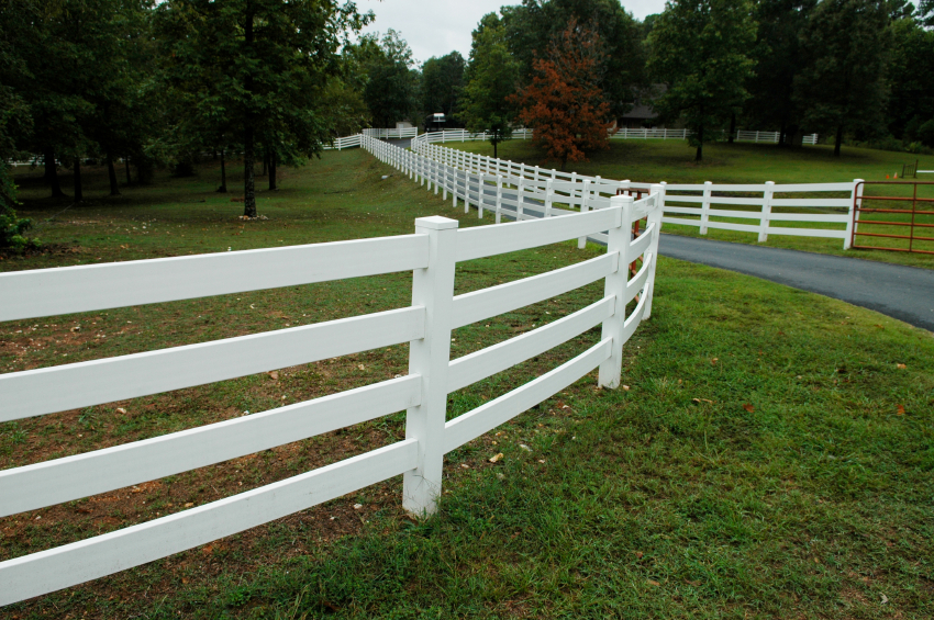 Ranch Style Fence Meridian Fence