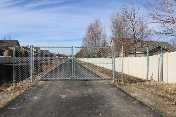 Chain Link Fence Meridian Fence