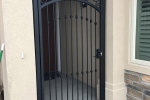 Wrought Iron Gate 4