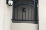 Wrought Iron Gate 5