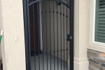 Wrought Iron Gate 6