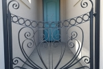 Wrought Iron Gate 8