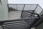 wrought iron rail 7