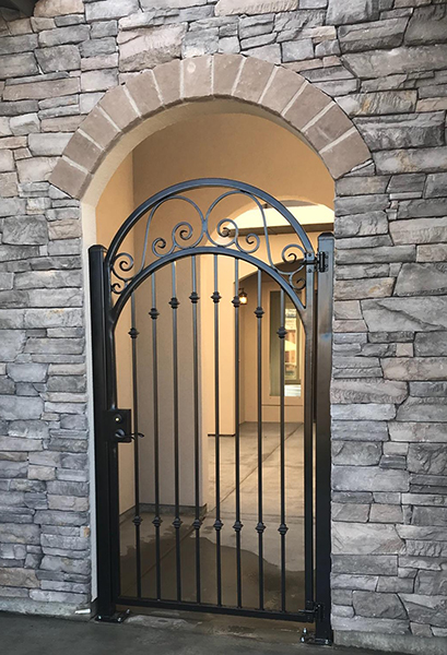Wrought Iron Stairs And Gates Meridian Fence