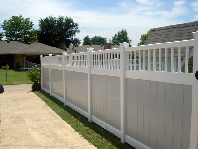 Popular Boise Residential Privacy Fence Styles Boulder
